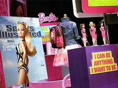 Barbie stirs up frenzy with swimsuit issue debut
