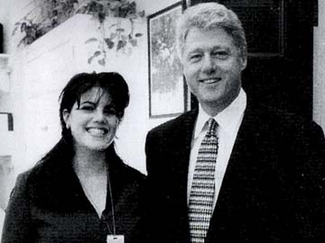 Bill Clinton's scandal of '90s resurfaces with papers
