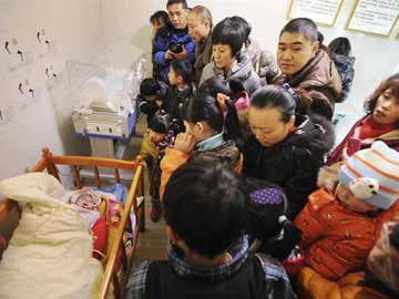 China's unwanted babies once mostly girls, now mostly sick, disabled