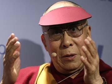 Buddhist faction protests Dalai Lama as he visits US