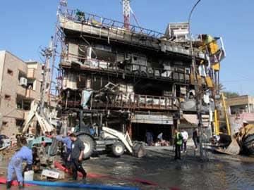 Bomb blasts in Iraq kill 49: police