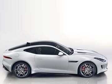 Auto Expo 2014: JLR To Showcase New F TYPE Coupe Sports Car