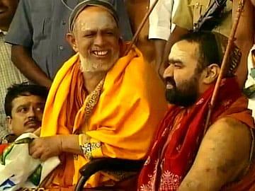 Jayendra Saraswathi's condition stable