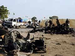 Car bomb kills at least 12 policemen in Karachi: officials