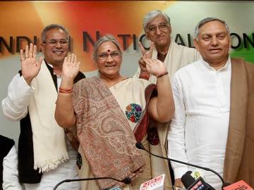 Atal Bihari Vajpayee's niece Karuna Shukla joins Congress, slams Narendra Modi