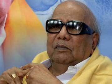 Narendra Modi a hard worker, my good friend, says Karunanidhi