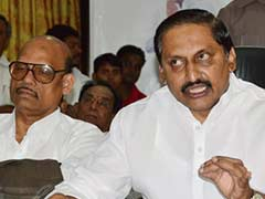Cabinet recommends President's Rule in Andhra Pradesh