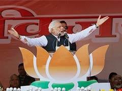 Narendra Modi to address rally in Kolkata today