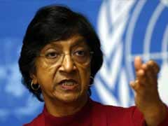 UN rights boss seeks international probe into Sri Lanka war crimes