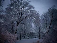 Winter storm sweeps into US plains, 10 inches of snow expected