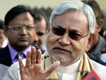 Nitish Kumar launches food security scheme in Bihar, says he is 'unhappy' with the Centre's mechanism