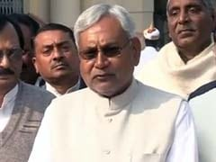 Nitish Kumar's call for unique protest over special status for Bihar