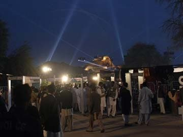 Culture festival opens in ancient Pakistani ruins