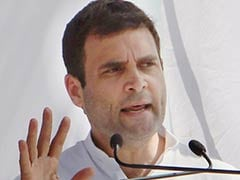 Rahul Gandhi meets young Congress leaders on party manifesto