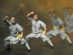 Africans get a kick out of Shaolin kung fu