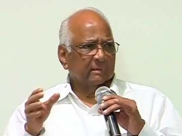 No ultimatum to Congress, seat sharing to be resolved in 10 days: Sharad Pawar
