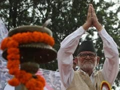 Nepal's PM Sushil Koirala sworn in, but coalition loses partner
