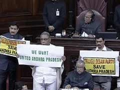 Telangana Bill has to wait another day in Rajya Sabha, PM reaches out to BJP