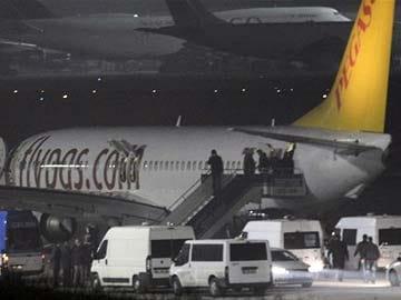 Deception foils attempt to hijack Turkish jet to Sochi