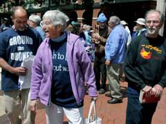 84-year-old US nun gets prison for nuke plant protest