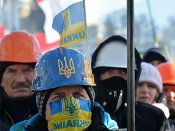 Ukraine's opposition appeals to West