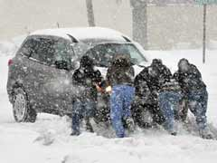 Winter storm leaves 25 dead in US East Coast, more than 2,100 flights cancelled