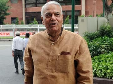 Rahul Gandhi 'new superman', PM 'tragic figure': Yashwant Sinha