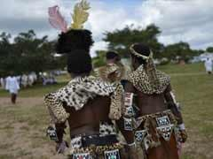 Zulu church embraces faux fur to protect leopards