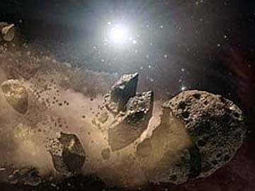 Nuclear bombs to destroy earth-bound asteroids in space
