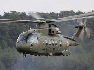 Just eight ageing helicopters for VVIPs, Air Force warns government