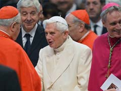 Pope emeritus Benedict's resignation hastened by World Cup