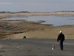 Barack Obama turns attention to California drought
