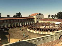 Archaeologists recreate Roman gladiator school in Austria
