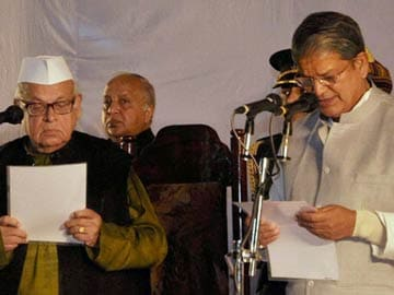 Harish Rawat sworn-in as Uttarakhand's eighth Chief Minister