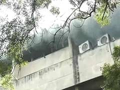 Delhi: Property worth lakhs destroyed in fire at IIT