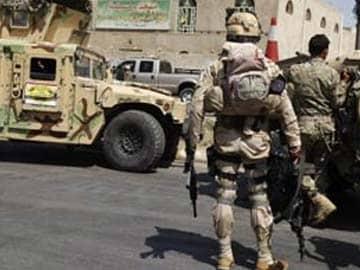 Iraqi army prepares to storm militant-held Falluja