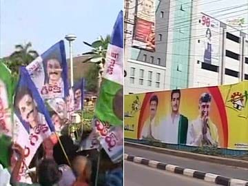 As Telangana gets Parliament's nod, fight for leadership heats up in Seemandhra