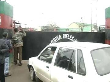 Army jawan shoots five colleagues dead, then kills himself at J&K camp