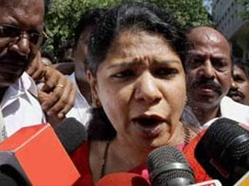 Kanimozhi, DMK chief's daughter, admitted to hospital