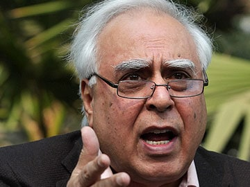 Will resign if Arvind Kejriwal shows proof of me being corrupt: Kapil Sibal