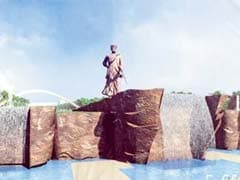 Plans to make 100-crore Shivaji statue the world's tallest