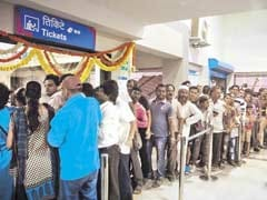Rs 1,100-cr Mumbai monorail stumbles on Re 1 coins
