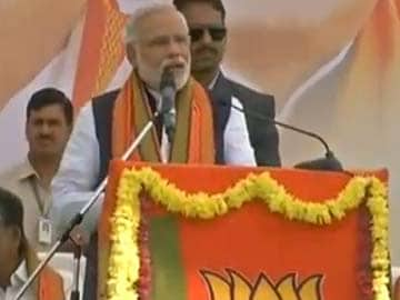 Watch Live: Narendra Modi addresses rally in Karnataka