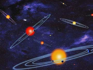 Astronomers find a trove of hundreds of small planets