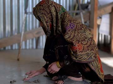 Pakistan's child brides married off for 'honour'
