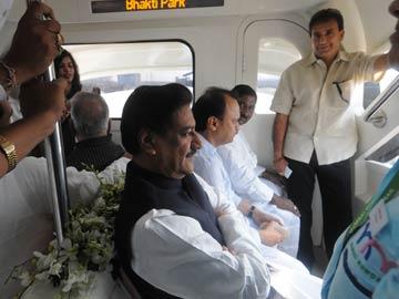 India's first monorail inaugurated in Mumbai