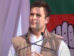 Rahul Gandhi addresses rally in Dehradun: Highlights