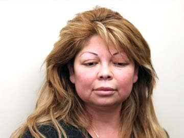 California woman touting 'vampire face-lifts' arrested
