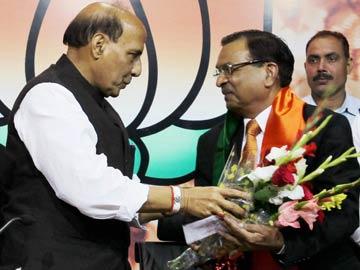 Former RAW chief Sanjeev Tripathi joins BJP