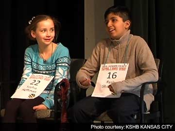 Missouri spelling bee runs out of words after marathon duel between Indian-origin boy and American girl